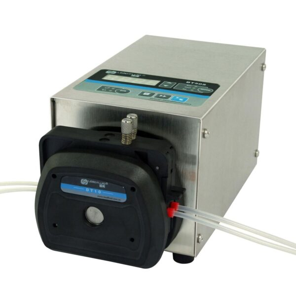 Малопотоковые перистальтические насосы BT50S&BT102S с регулировкой скорости