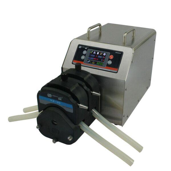 Промышленный дозирующий перистальтический насос WG600F